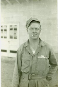 Edward L. Benson, U.S. Army/Air Force